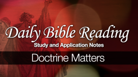 Doctrine-Matters