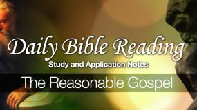 The-Reasonable-Gospel