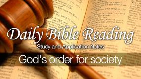 Gods-order-for-society