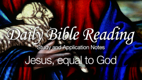 Jesus-equal-to-God